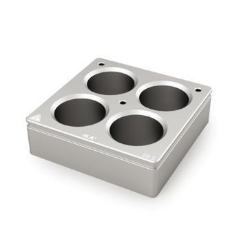 加热套,艾卡,H135.104,4孔加热套,每孔容量:20ml,孔径:28.5mm