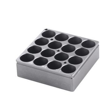 加热套,艾卡,H135.102,16孔加热套,每孔容量:8ml,孔径:17.5mm