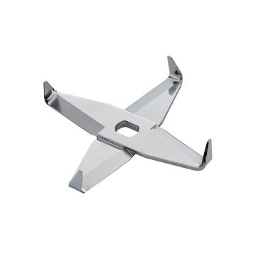 IKA研磨机刀头,M23,不锈钢星形剪切刀头,用于粉碎纸张,蔬菜类的纤维状物料,也适用于塑料和低密度的物料