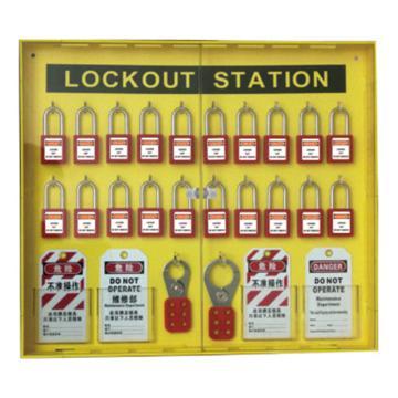 天津贝迪 二十锁锁具管理站,BD-8734