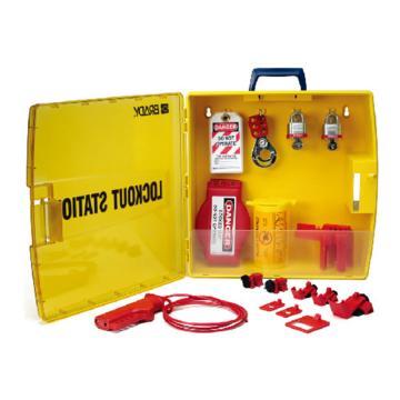 阀门和电气锁具箱