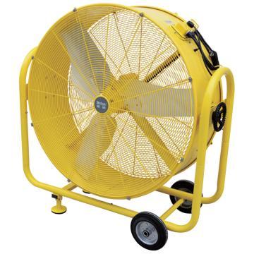 德通 工业用岗位式圆筒风扇,HVF-60L,220V,Ф600mm