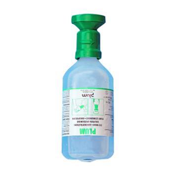Plum 弱酸、弱碱、颗粒物、粉尘洗眼液,16盎司(500ml),4604(12瓶/箱起售)