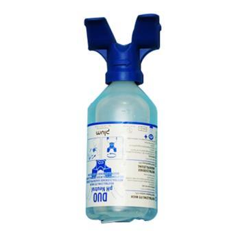 Plum PH Neutral酸碱双眼冲淋洗眼液,16盎司(500ml),4801(6瓶/箱起售)