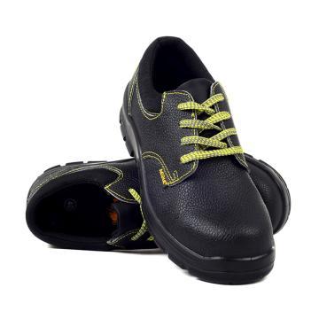 羿科 时尚款低帮安全鞋,防砸防刺穿防静电,36,60718104