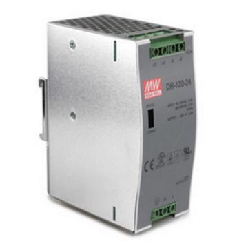 明纬 电源模块,DR-120-24