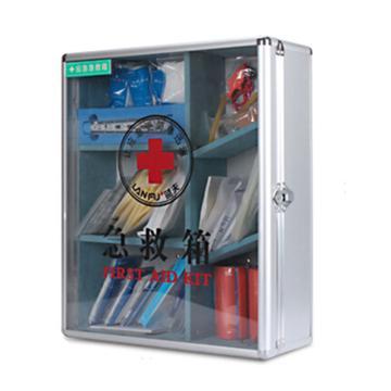 壁挂铝合金应急箱  办公壁挂应急箱