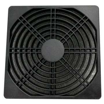 带过滤网散热风扇防护网罩(80×80mm),金属网只能和风机配套卖