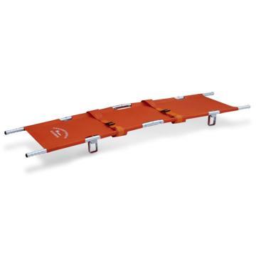 折叠担架,两折,带支撑腿,YDC-1A7
