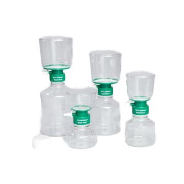 NALGENE过滤装置,150ml容量,MF75TM系列,聚苯乙烯外壳,CN滤膜,孔径0.45um