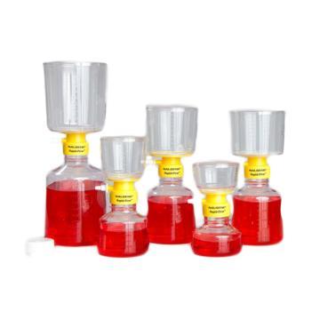 NALGENE过滤装置,500ml容量,MF75TM系列,聚苯乙烯外壳;75mmSFCA滤膜,孔径0.2um