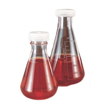 锥形瓶,500ml,聚甲基戊烯,带螺旋盖