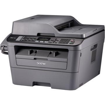 兄弟 A4黑白激光打印复印扫描传真多功能一体机,替代7360 MFC-7380 单位:台