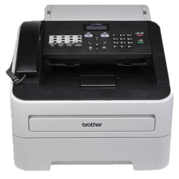 兄弟(brother)FAX-2990 黑白激光多功能传真机 (传真、打印、复印)