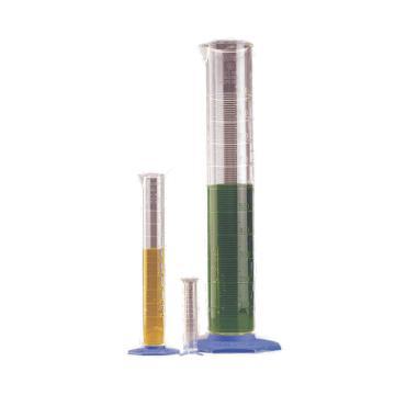 塑料刻度量筒,1000ml,PMP,1个/包