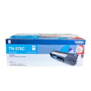 兄弟TN-378C 青色粉盒适用HL-4150CDN 4570CDW DCP-9055CDN