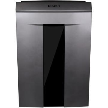 得力(deli) 碎纸机 大功率文件粉碎机, 碎纸40分钟4级保密 9907 单位:台