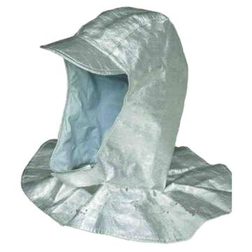 美康 披肩帽,MKP-36,复合铝箔防火布 纯棉里子布