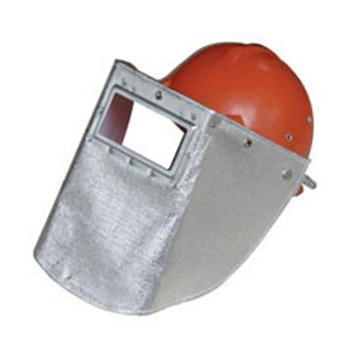 美康MKP-07 防护面罩,实物不含头盔