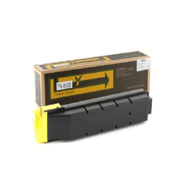 京瓷(KYOCERA) TK-8308Y黄色墨粉适合3050ci 3550ci 3051ci 3551 ci