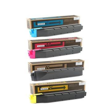 京瓷墨粉(TK-8308K/C/M/Y)四色套装适用3050ci 3550ci 3051ci 3551 ci