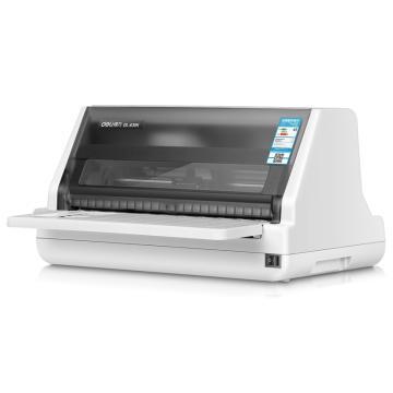 得力 (deli)DL-630K 发票针式打印机 DL-630K 24针82列平推针式打印机