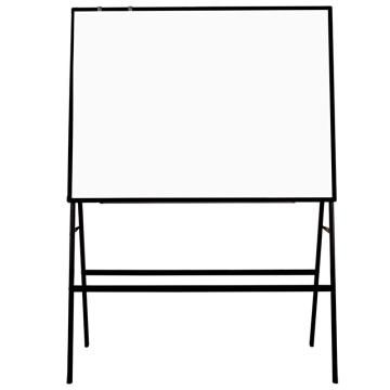 得力 A型架会议白板,1200*900(黑色)(块) 8784_A型 单位:块