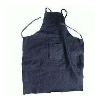 西域推荐 牛仔布围裙,黑色 宽60cm 长100cm