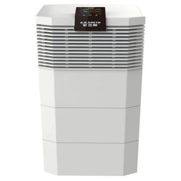 AO史密斯 重污染速净型空气净化器,KJ800F-B01,美国灰,PM2.5实时数字检测
