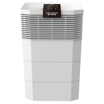 AO史密斯 重污染速净型空气净化器,KJ650F-B01,美国灰,PM2.5实时数字检测