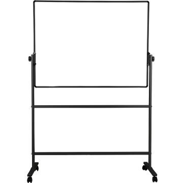 得力 H型雙面白板,900*1200(銀灰)(塊) 7882H型 單位:塊