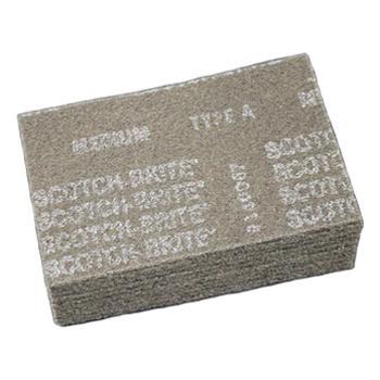 3M工业百洁布,7440 150*230mm,10片/,单位:盒