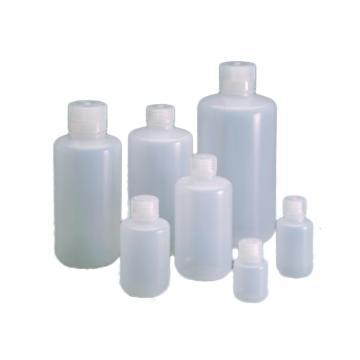 窄口瓶,125 ml,天然LDPE