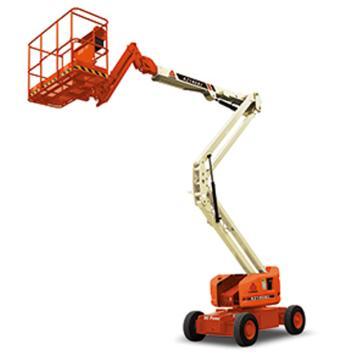 临工重机 电动曲臂式高空作业平台,最大平台高度(m):13.94,额定载重(kg):230,型号:AZ1408J