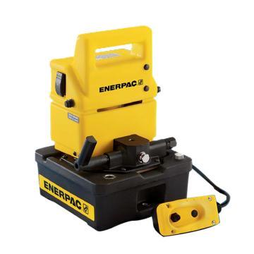 恩派克经济型电动泵,单作用,700bar,PUD-1100E