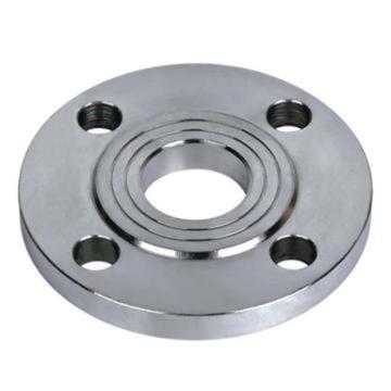 不锈钢316带颈平焊法兰 SO PN10 DN450 RF HG/T20592Ⅱ 316 法兰内径B系列