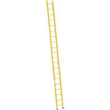 稳耐 全绝缘玻璃钢直梯,梯级数:20,额定载荷(KG):136,梯长(米):6.1,9520-1
