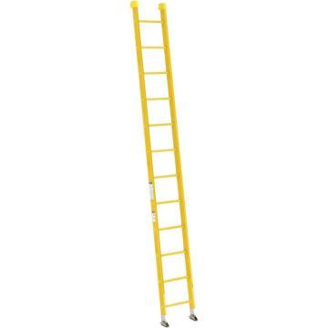稳耐 全绝缘玻璃钢直梯,梯级数:12,额定载荷(KG):136,梯长(米):3.7,9512-1