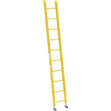 稳耐 全绝缘玻璃钢直梯,梯级数:10,额定载荷(KG):136,梯长(米):23.1,9510-1