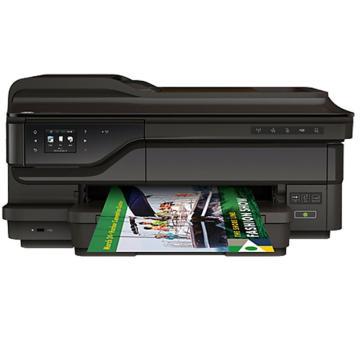 惠普 打印机,7612 A3 彩色喷墨打印机一体机 多功能复印扫描传真 单位:台