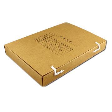 A4记账凭证装订盒, 220*310*40mm 单个 单位:个