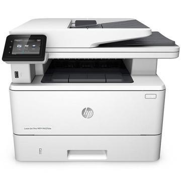 惠普(HP) 黑白激光多功能一体机, A4(打印 复印 扫描) MFP M427dw单位:台(售完为止)