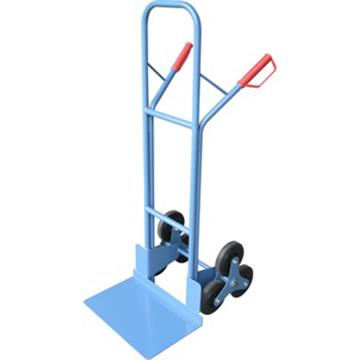 钢制爬梯型手推车,含实心橡胶轮胎 200Kg