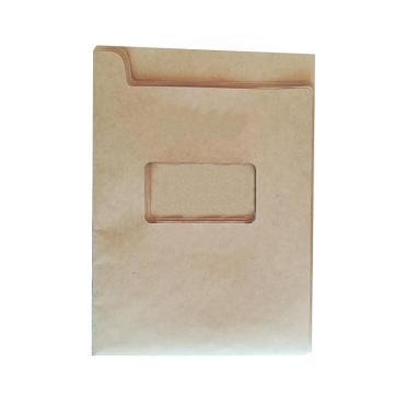 A4无酸纸牛皮纸材料袋,材料封套 30.5x21.5cm 克重130g 单个