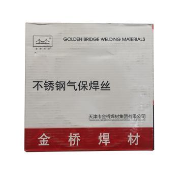 金桥 ER309气体保护焊丝,Φ1.2,15公斤/盘