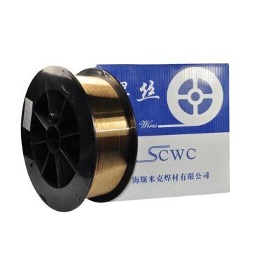 铜及铜合金焊丝,S214铝青铜焊丝 ,Φ1.0,12.5公斤/盘