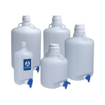 细口大瓶,带放水口,低密度聚乙烯,50L