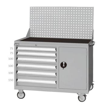 天钢 工位柜,外形尺寸(mm):1338*1070*515,ELS-276MA