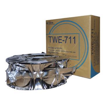 天泰碳钢药芯焊丝,TWE711(AWS:E71T-1C),Φ1.2盘,15公斤/盘