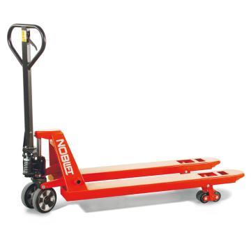 诺力 2.5T经济型手动液压搬运车,货叉尺寸(mm):550*1150
